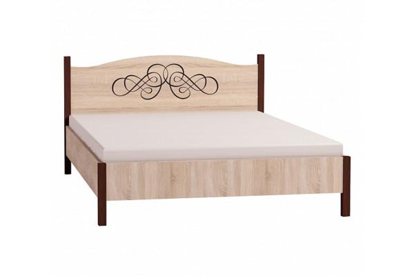 Кровать ADELE 2 (1600) Глз