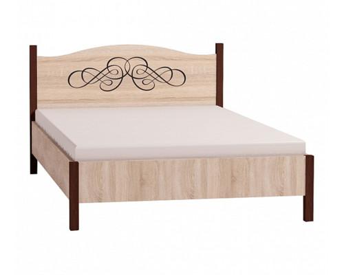 Кровать ADELE 3 (1400) Глз
