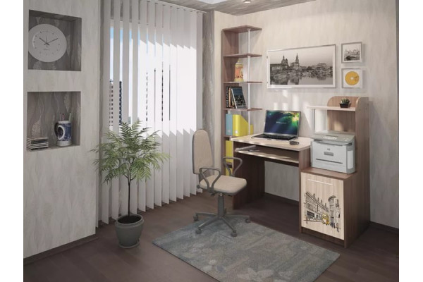 "Компьютерный стол ""Бавария"""