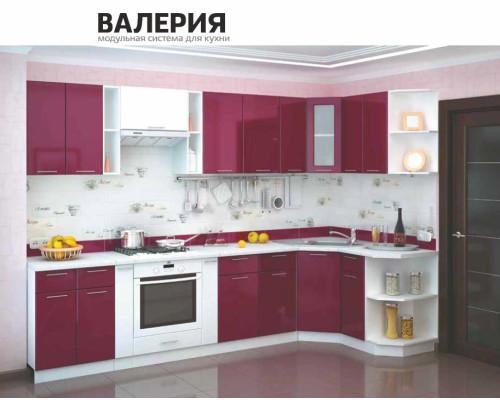 """Кухонный гарнитур """"Валерия"""" 3200х1500"""