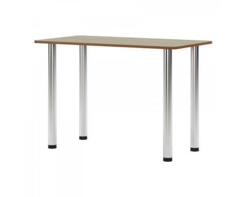 Стол обеденный прямой на 4 ножках КБ