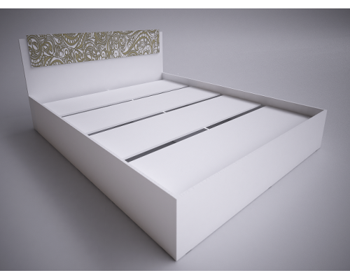 Кровать 1,6 Селена Леко