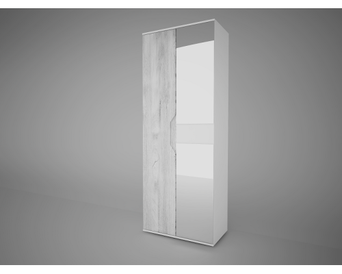 Шкаф 2-х створчатый Сорренто Леко