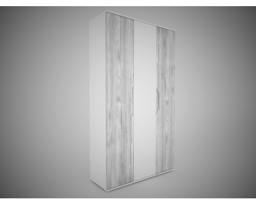 Шкаф 3-х створчатый Сорренто Леко
