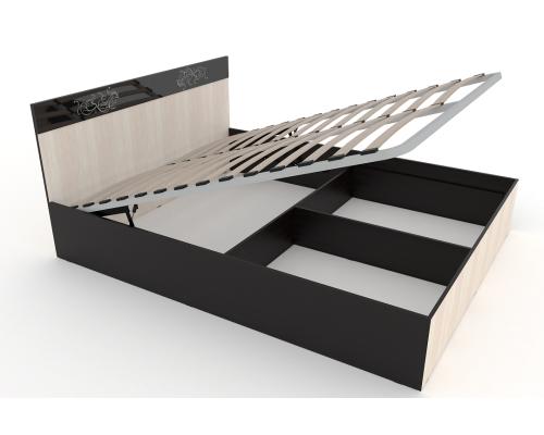 Кровать 1,4 с подъёмным механизмом Вега 924 Леко