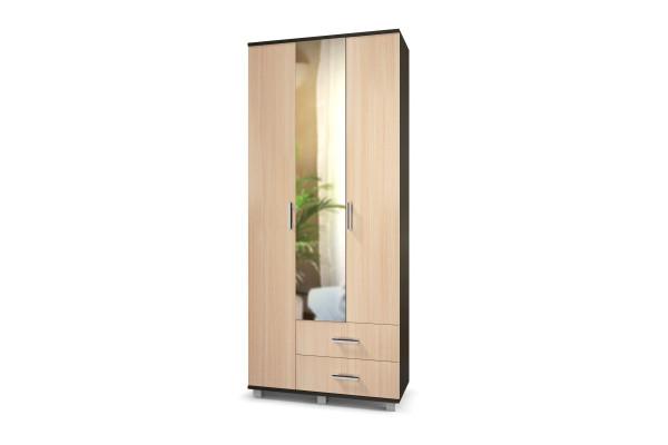 "Шкаф трехдверный с зеркалом ""Карина"" К33 Модерн"
