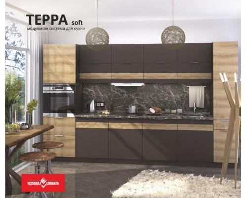 """Кухонный гарнитур """"Терра Soft"""" 3400"""