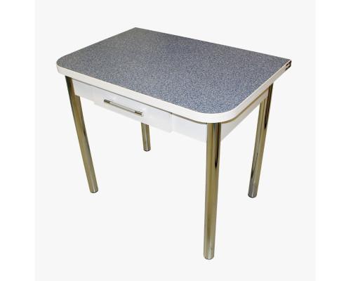 Стол раскладной ломберный с ящиком LFB пластик Трд